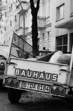 """ღღ Berlin - """"Bauhaus"""" is like Lowes or Home Depot"""