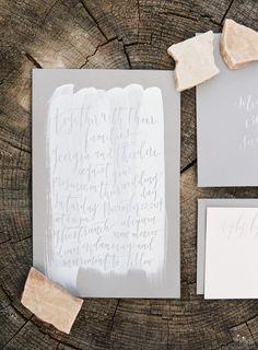 Wedding paper: http://www.stylemepretty.com/2015/06/10/southwestern-floral-inspiration-from-bows-arrows-workshop/ | Photography: Heather Hawkins - http://www.heatherhawkinsphoto.com/