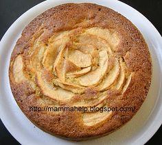 Torta di mele con ricetta