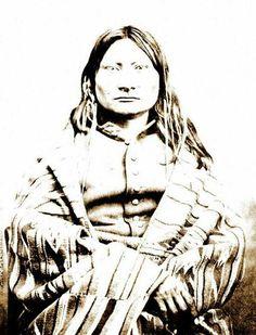 A-To-Ba - Yamperico Comanche - circa 1872 Native American Church, Native American Pictures, Native American History, Native American Indians, Native Americans, Comanche Tribe, Comanche Indians, Quanah Parker, Mystery Of History