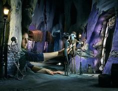 Corpse Bride - Behind the scenes