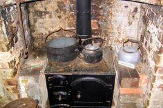 old stove #Macaroni Factory #Hepburn