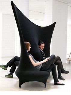 Funky chair design   Fun Panorama: Funny, Sleeky and Weird Chair Designs