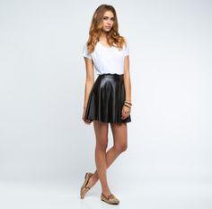 Girlie leather