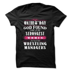 GW Wrestling Manager T Shirts, Hoodies, Sweatshirts. CHECK PRICE ==► https://www.sunfrog.com/LifeStyle/GW-Wrestling-Manager.html?41382