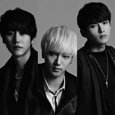 Super Junior K.R.Y. (Kyuhyun . Ryeowook . Yesung)