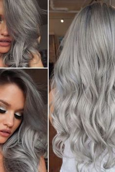 Still obsessed w granny hair. Can this trend die out so I can have?