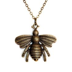 Buzz Necklace  by Renee Kowalsky