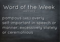 Feature a vocabulary Word of the Week in your classroom! #edchat #vocabulary #engchat #classroom
