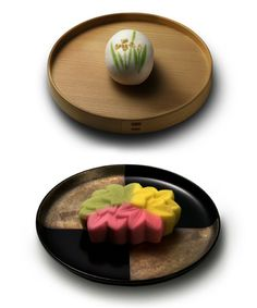 Japanese sweets from the famous confectioner, TORAYA, Japan
