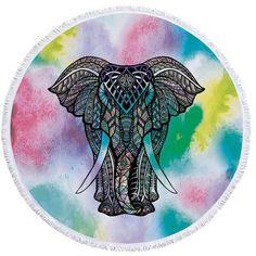 Indian Elephant Roundies (7 Styles)
