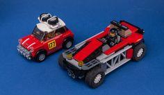 LEGO MOC 75894 Red Buggy by Keep On Bricking | Rebrickable - Build with LEGO Lego Moc, Brick, Cars, Red, Autos, Car, Bricks, Automobile, Trucks