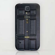 Classic Old sherlock holmes 221b door iPhone 4 4s 5 5c, ipod, ipad, tshirt, mugs and pillow case iPhone & iPod Case