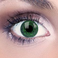 Create an awesome Halloween costume with Pixie Contact Lenses. These lenses give your eyes a really creepy, dead-eyed look that is perfect for a any costume. Zombie Eye Contacts, Big Eye Contacts, Hazel Contacts, Green Contacts Lenses, Zombie Eyes, Halloween Contacts, Colored Contacts, Cosplay Contacts, Uv Contact Lenses