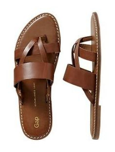 cute sandals from The Gap