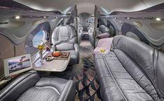 Top Private Jet Designs