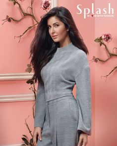 Katrina Kaif for Splash Fashions! #KatrinaKaif #Bollywood...