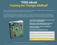 Coaching Soccer Tactics Landing Page Example Landing Page Examples, Soccer Coaching, Free Ebooks, Learning, Soccer Training, Study, Teaching, Studying, Education