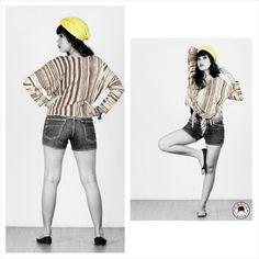 #tonik #atasan #lstess #fashionstreet #Hijabers