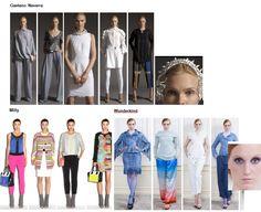 Preview Spring Summer 2014 apparel, shoes and make up by Milly, Wunderkind, Gaetano Navarra ----- pre-collezione moda trend Primavera Estate 2014 abbigliamento scarpe accessori e trucco