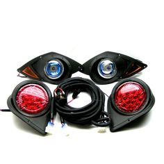 Drive Light Kit for Yahama Golf Carts Electric Golf Cart, Gas And Electric, Golf Cart Parts, Golf Carts, Yamaha, Led