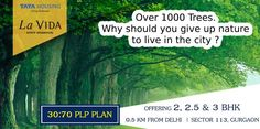 Tata Housing La Vida - A luxury Township 2, 2.5 & 3 BHK #Luxury Apartments in Sector 113 #dwarkaexpressway -Gurgaon 0.5 Km from #Delhi. #book your #home by just paying 1%. Know more @ http://www.tatalavida113.in/