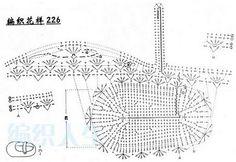 TRICO y CROCHET-madona-mía: Patrón de Zapatitos de bebe