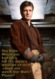 Jayne Hats and Firefly