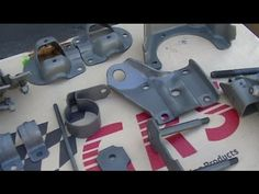 1969 Mustang Restoration Part 27 How to Phospate and Oil restore your parts-Palmetto Enterprises Mustang Restoration, Mustang Parts, 1965 Mustang, Mustangs, Restore, Home Remedies, Ford, Videos, Painting