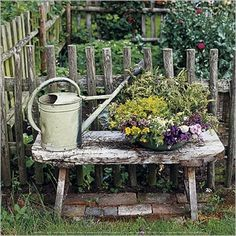 Cottage Garden Decor Ideas- How To Give a Cottage-Like Look To Your Garden?