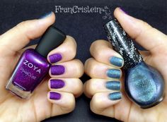 Zoya - Carter e Nicole by OPI - That's What I Mint