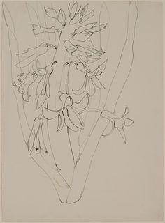 Hyacinth by Ellsworth Kelly