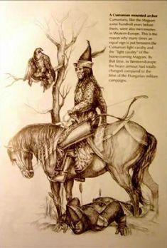 Cuman (Kipchak) Horseman