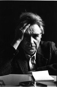Emil Cioran- ( 1911 – was a great Romanian philosopher and essayist - Photo Portrait, Portrait Photography, Emil Cioran, World Icon, Great Philosophers, Essayist, Writers And Poets, The Lives Of Others, Looks Black
