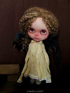 Pre Order Blythe doll dress / 1/6 size doll / by Dakawaiidolls, $45.00