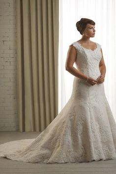 Unforgettable Collection by Bonny, Style 1214 (available in sizes 16-32)
