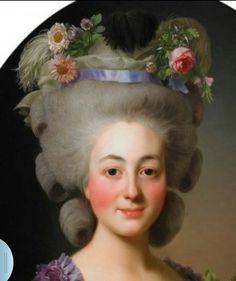 1700 inspired Makeup on Pinterest   Marie Antoinette, Male ...