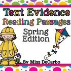 Viewing 1 - 20 of 20905 results for text based evidence reading passages spring edition Reading Passages, Reading Comprehension, Reading Strategies, Reading Skills, Text Based Evidence, Reading Intervention, Education Quotes For Teachers, Guided Reading, Close Reading