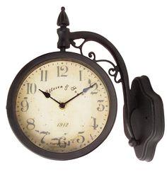 Clock - Sisters' Warehouse
