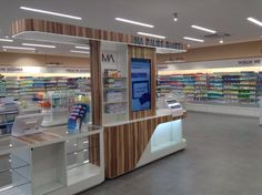 Pharmacy lighting | City Lighting Products | Commercial Lighting | www.facebook.com/CityLightingProducts