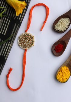 #designerrakhi #rakhi #rakhis #kundanrakhi #handmaderakhi #rakshabandhan #rakhigifts #rakhionline #rakhicollection #lumba #rakhilumba #lumba #bhaiyabhabhi #bhaiyabhabhirakhi #lumbaset #rakhi2019 #rakhee #designer #kundan #indianfestival #august #wedmegood #designerjewellery #giftsforhim #giftsforbrother #kundan #bracelet #thread #mauli #indianfashion #indiangifts #giftsforhim #brosis #mybrother #rakshabandhan #indiangifts #indianfestivals #designerrakhi #handmaderakhi #rakhithali #paisleypop… Handmade Rakhi Designs, Handmade Design, Rakhi Bracelet, Rakhi Cards, Rakhi Festival, Rakhi Making, Rakhi Online, Diy Diwali Decorations, Crochet Mandala Pattern