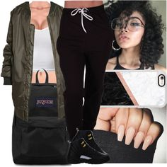 A fashion look from August 2016 featuring JanSport backpacks en Casetify tech accessories. Browse and shop related looks.
