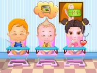 Get a chance to assist Summer in Babies Clinic and get them treated. Play Babies Clinic game on topbabygames.com at http://www.topbabygames.com/babies-clinic.html