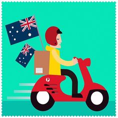 Happy 'Straya Day! #AustraliaDay Australia Day, Snoopy, Kids Rugs, Happy, Instagram Posts, Fictional Characters, Image, Decor, Art