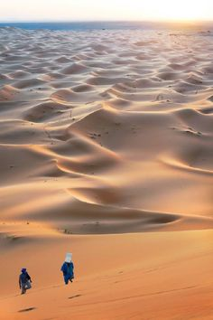 Dunes of the Sahara at sunset. Taken near Mezouga Morocco. Places Around The World, Around The Worlds, Streams In The Desert, Subject Of Art, Plant Crafts, Arts And Crafts House, Desert Art, Tours, Environmental Design