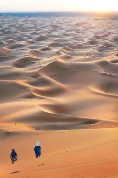 Sahara Desert, Morocco by Matthew Baker --- #morocco #sahara #desert Maroc Désert Expérience tours http://www.marocdesertexperience.com