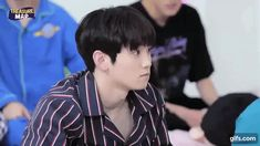 Mashiho does not approve Animated Gif, Boy Groups, Gifs, Animation, Kpop, Babies, Watch, Wallpaper, Create