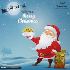 Happy Christmas from Dipak Foods  #MerryChristmas #MaizePopcorn #SorghumPopcorn #MaizePoha  #DehradunBasmatiPoha  #SudamaRajbhogPoha  W:http://www.dipakfoods.com/ M:9825494546