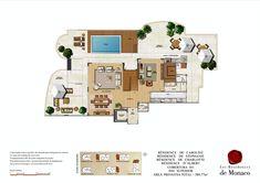 Les Residences de Monaco | 589m² | Barra da Tijuca | Rio de Janeiro