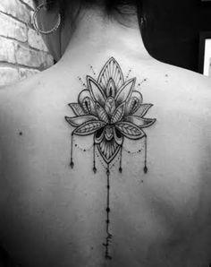 Resultado de imagem para tatuagem mandala